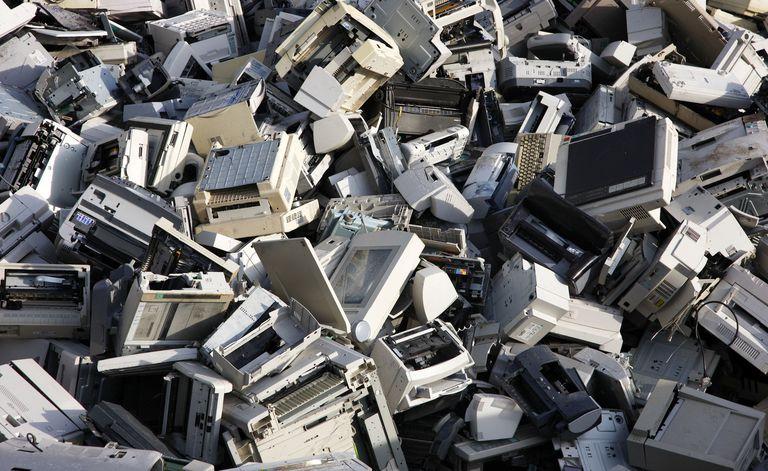 الأجهزة الإلكترونية مورد وفير للمعادن الثمينة.