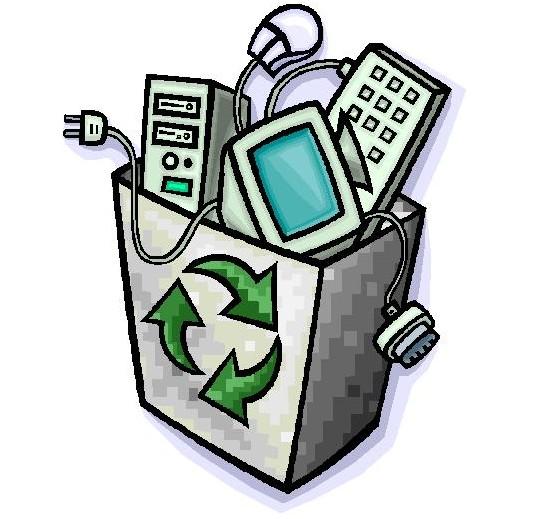طريقة مبتكرة لإعادة تدوير الإلكترونيات