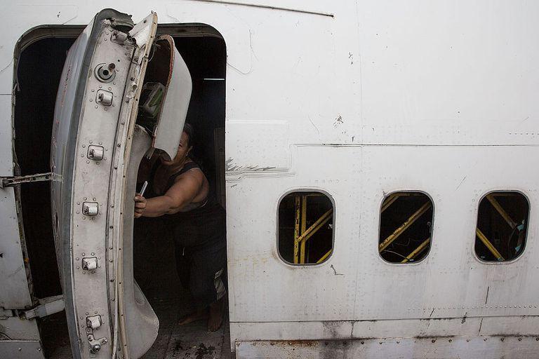 مشاريع صناعية ل12 ألف طائرة تحتاج لإعادة تدوير
