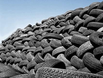 اعرف المزيد عن كيفية إعادة تدوير إطارات السيارات