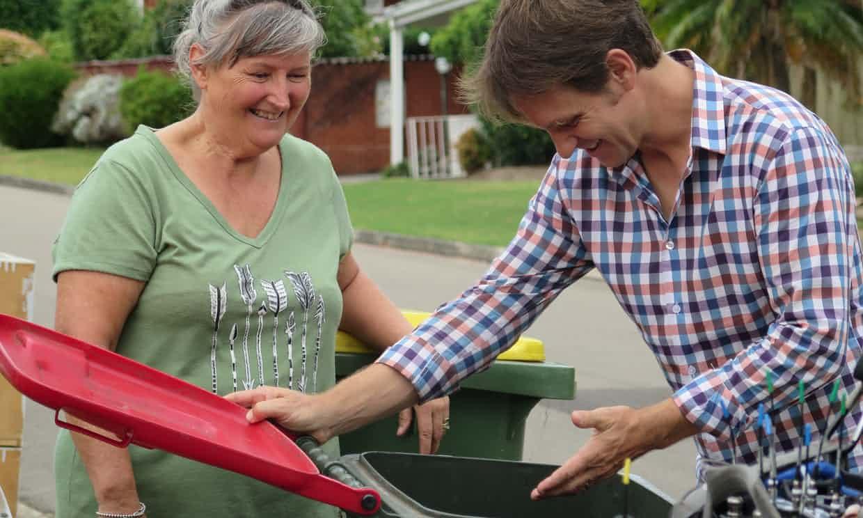 الحرب على النفايات: يشارك القراء نصائحهم للحد من بصماتهم البيئية