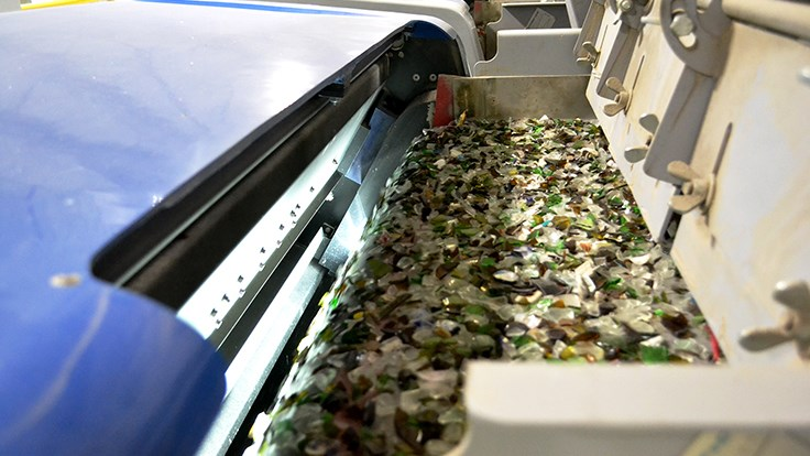 تحالف إعادة تدوير الزجاج يطلق أداته الجديدة