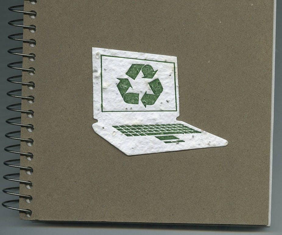 هل حقاً تصب عمليات إعادة تدوير الورق في مصلحة البيئة؟