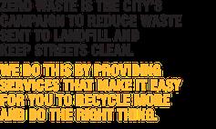 """لا يمكننا إعادة تدوير طريقنا إلى """"القضاء على النفايات"""""""