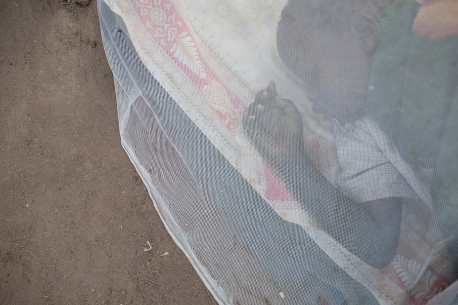 دراسة كينية توضح أسباب إعادة استخدام الناموسيات القديمة