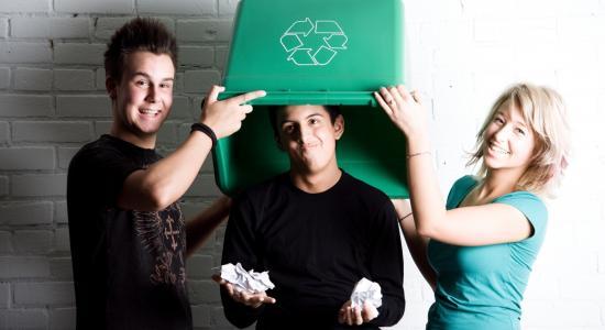 إحدى عشر حقيقة حول إعادة التدوير