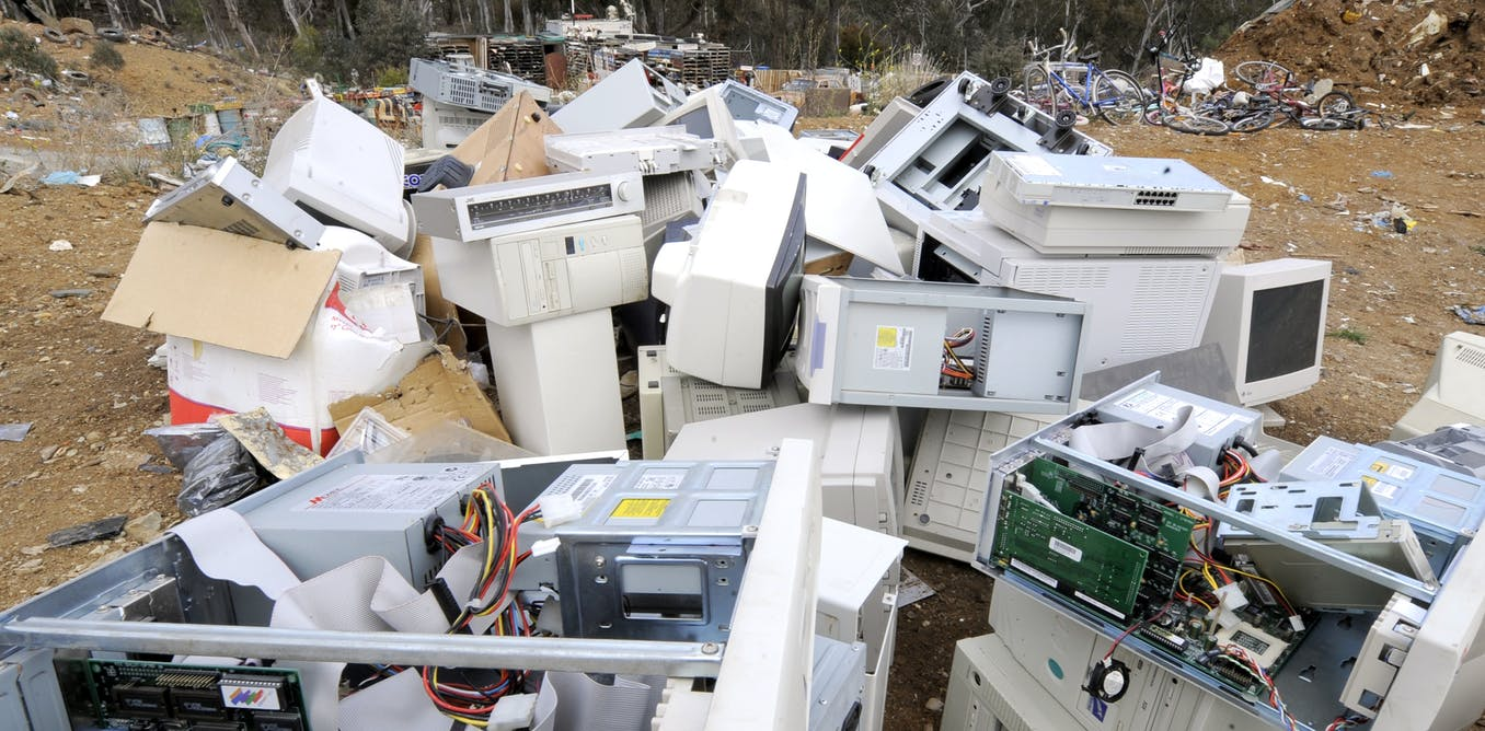 """أستراليا لا تزال بعيدة عن مجال إعادة تدوير الالكترونيات""""على عكس ما يظنه البعض"""""""