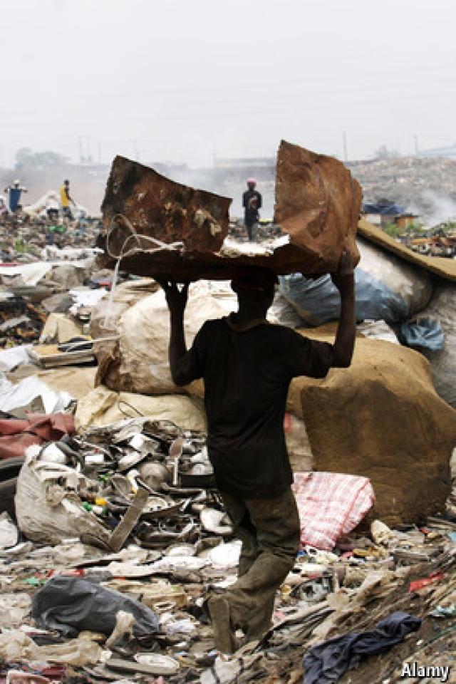 قصة نجاح يحتذى بها: كيف تحول القمامة إلى ذهب؟