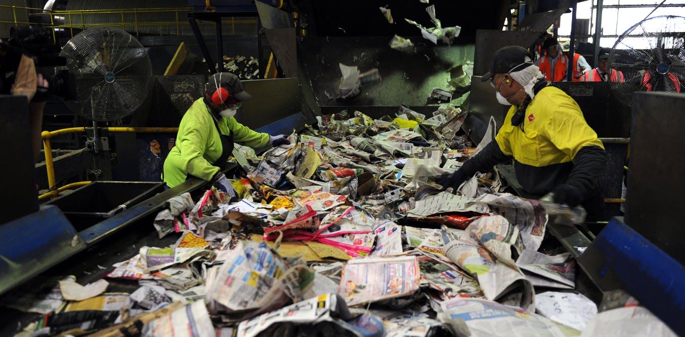 إعادة التدوير من الممكن أن تكون مربكة لكنها تصبح أسهل