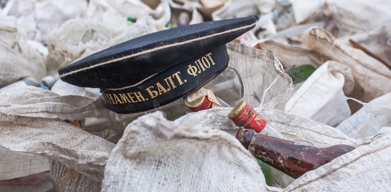 اقرأ المزيد عن إعادة تدوير النفايات بروسيا من قبل السكارى والمدمنين