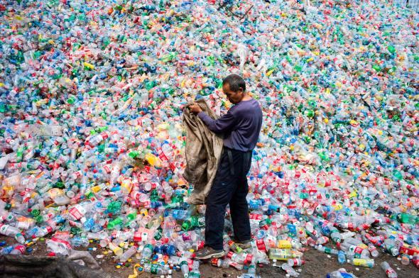 91% من البلاستيك لا يعاد تدويره
