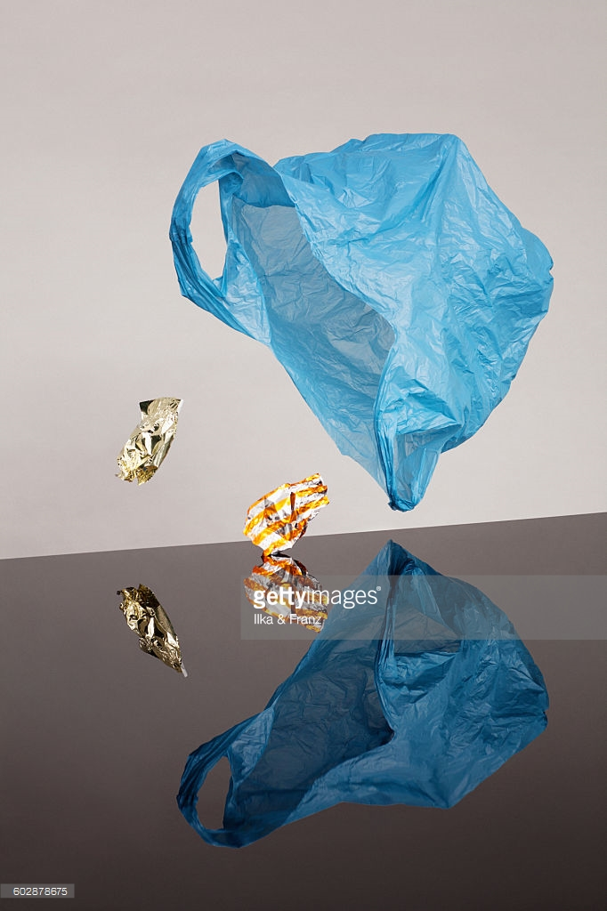 خمسة طرق فعّالة لتقليل النفايات!!
