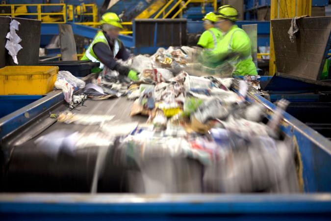 ما هو تأثير إعادة التدوير علي البيئة ؟