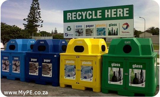 إعادة التدوير شيء مهم