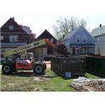 إعادة تدوير نفايات البناء