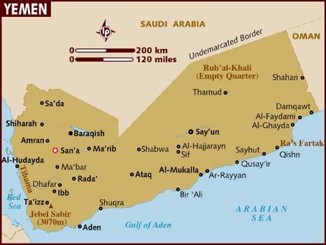 إعادة التدوير حول العالم من الألف إلي الياء: اليمن