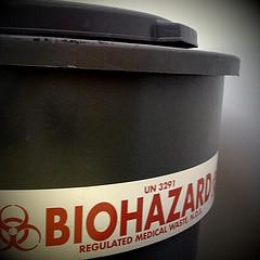 نصائح حول كيفية إزالة النفايات الطبية