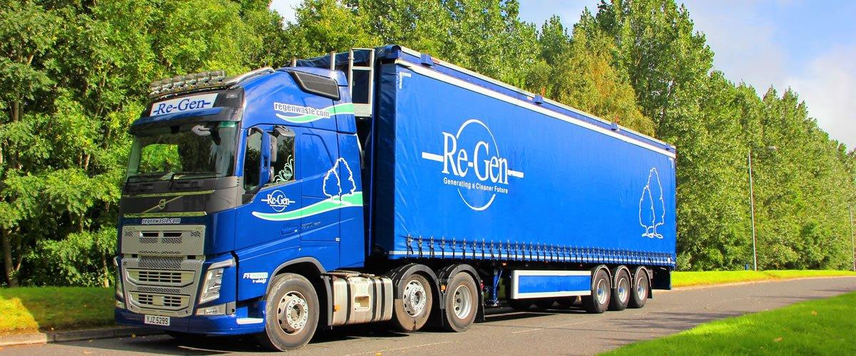 شركة إدارة النفايات ري-جين تستثمر ملايين الجنيهات في نيوري