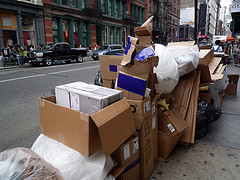 هل تساءلت يومًا ما عن مقدار النفايات التي تنتجها؟