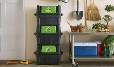 ما يجب عليك القيام به بخصوص المواد الإضافية القابلة لإعادة التدوير لديك
