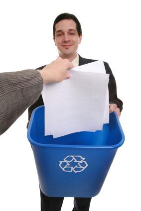 شجع موظفيك على إعادة التدوير (لكي توفر أموال شركتك!)