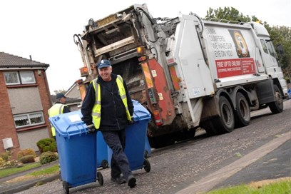 المجالس الاسكتلندية توقع على ميثاق إعادة تدوير المخلفات