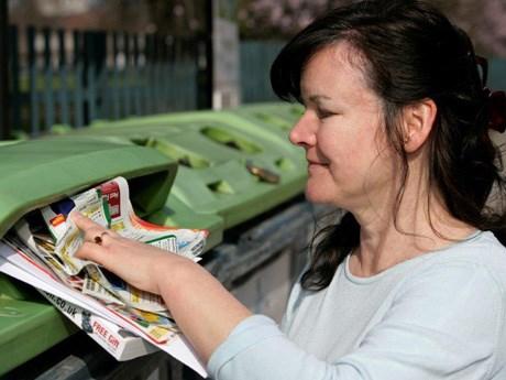 ازدياد أرقام إعادة التدوير في ويلز قبل انجلترا