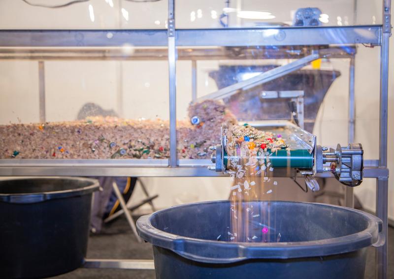 البحث عن الإلهام؟ إيجاد حلول مبتكرة في معرض إعادة تدوير 2017