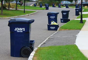 إزالة النفايات السكنية: 6 أسئلة لطرحهم على مقدم الخدمة الخاص بك