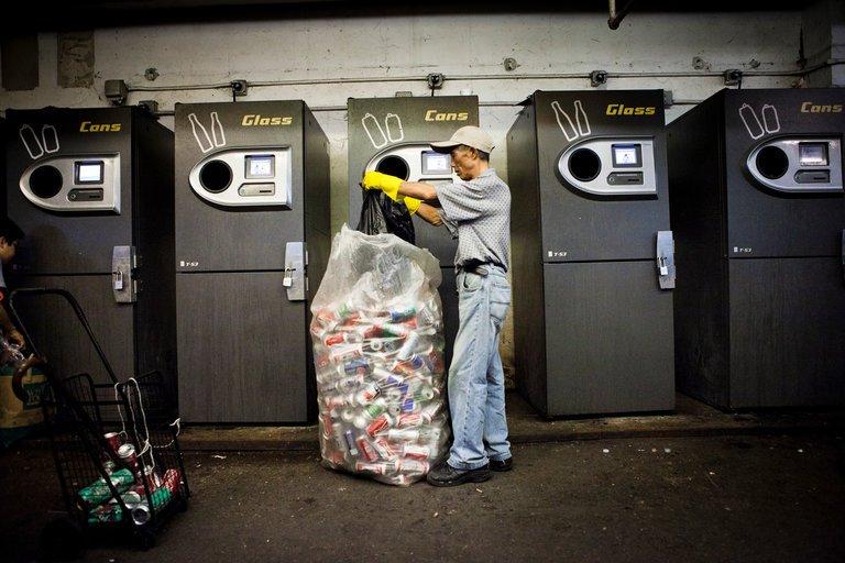 سباق إعادة التدوير