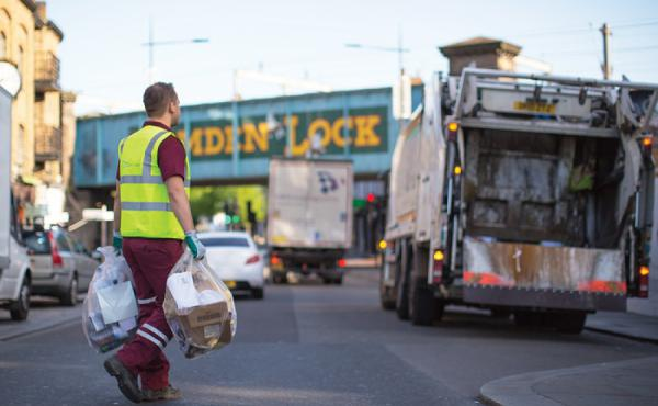 عمدة لندن: إعادة التدوير هي المفتاح لجعل عاصمة المملكة المتحدة واحدة من أكثر المدن خضرة في العالم
