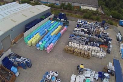 Vanden Recycling تفتح منشأة جديدة لمعالجة البلاستيك في شرق انجلترا.