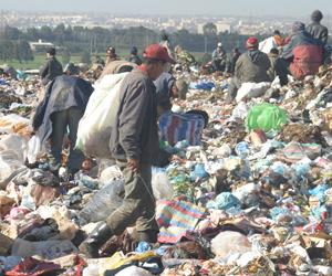 إعادة التدوير تخلق فرص عمل للمشردين!!