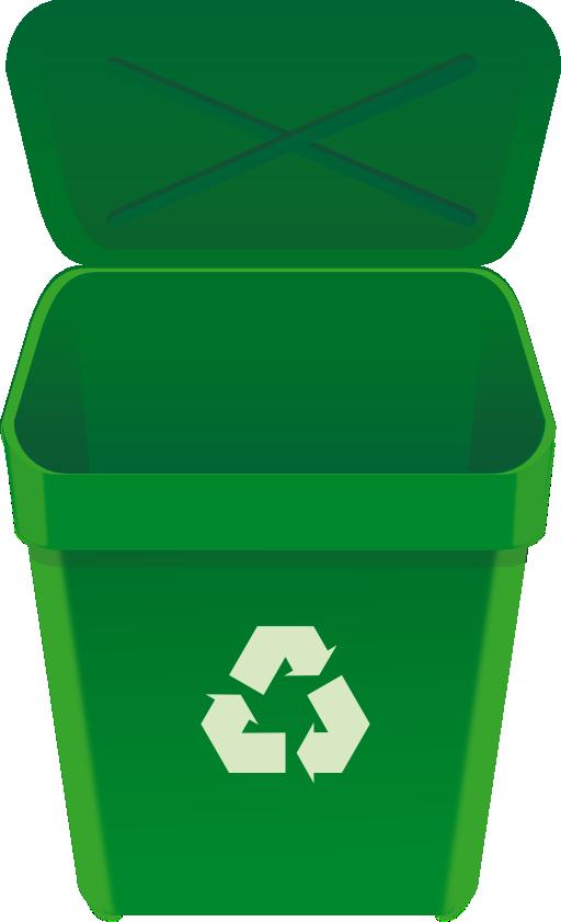 إعادة التدوير: ما وراء سلة المهملات