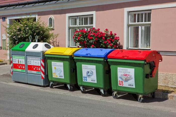 تقدُم إعادة التدوير في الولايات المتحدة