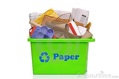 قصة نجاح إعادة تدوير الورق