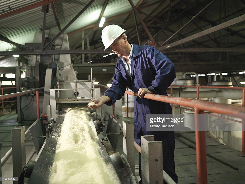 تحسين صناعة قصب السكر البرازيلي