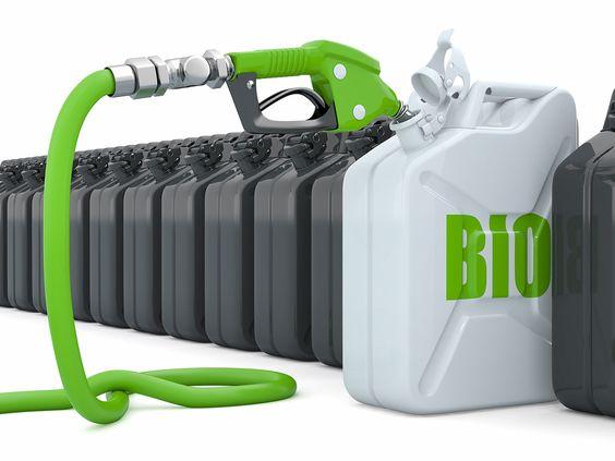 إمكانية استخدام المخلفات الزراعية كوقود حيوي