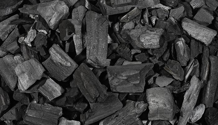 كيف يُصنع الفحم من الكتلة الحيوية؟