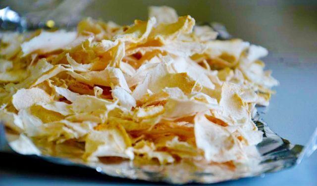استخدام ألياف قشور البرتقال لصناعة المنسوجات