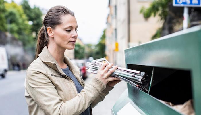 من النفايات إلى الثروة: ثورة إعادة التدوير في السويد.