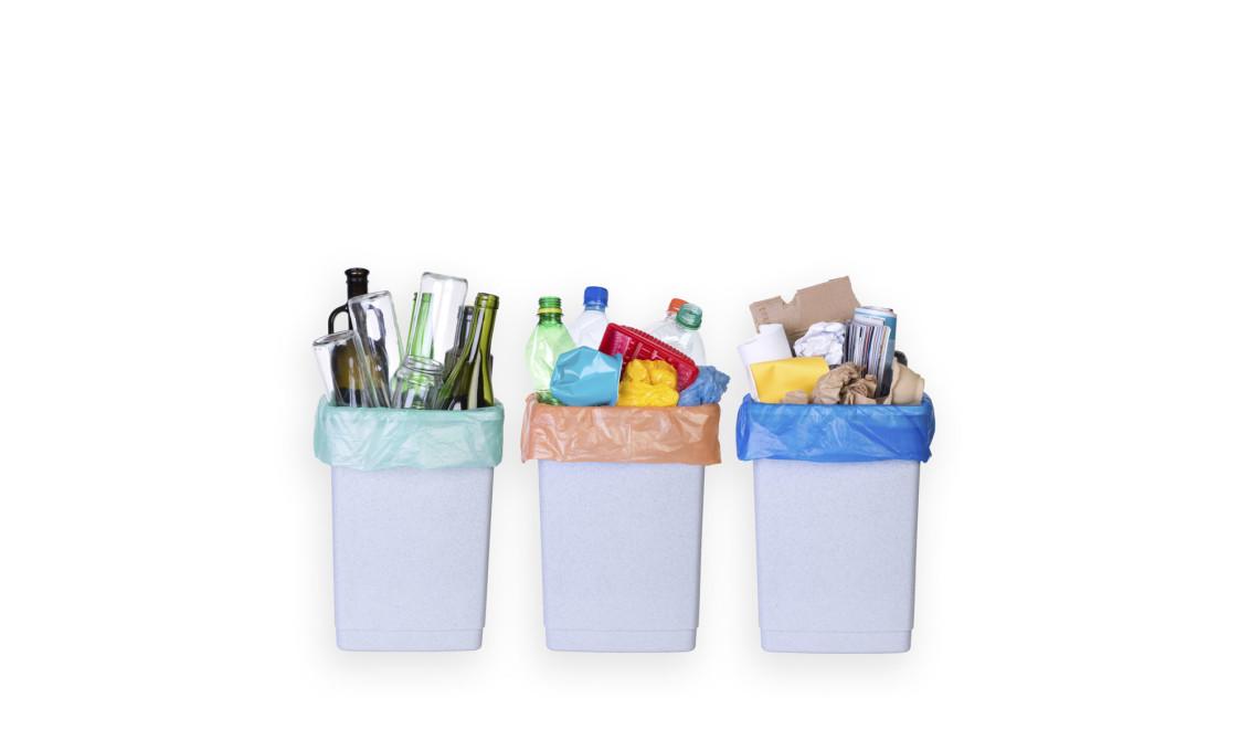 إيطاليا هي القائدة في تدوير النفايات في أوروبا