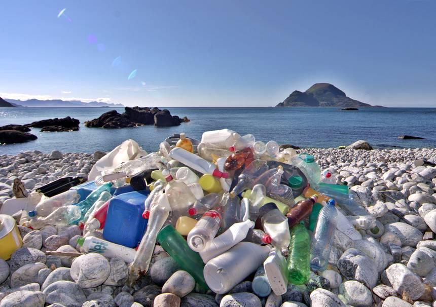 ابتكار سوق للمواد المعاد تدويرها في اقتصاد البلاستيك الجديد