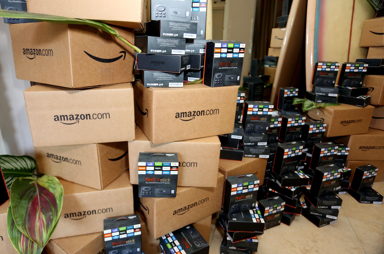 Amazon تسعى لخفض النفايات بتطبيق برنامج Box Recycling