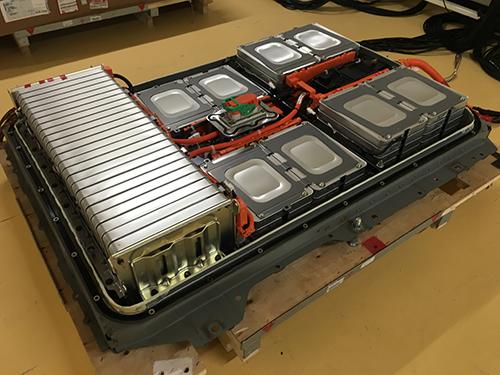 أول مصنع بكوكب البابان متخصص في إعادة تصنيع البطاريات من السيارات الكهربائية.