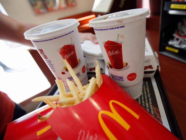 ماكدونالدز تعانى من قصور في إعادة التدوير بطريقة ضخمة .. ولكن ..!