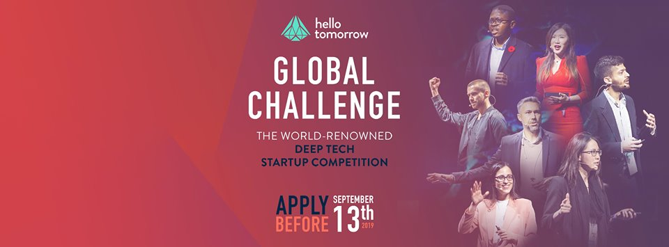 مسابقة THE HELLO TOMORROW GLOBAL CHALLENGE