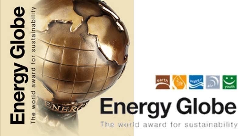 جائزة الطاقة العالمية ENERGY GLOBE Award